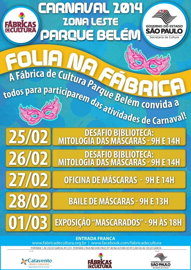 Belém - Carnaval Março 2014